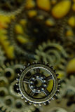 Деревенская шестерня Стоковое фото RF