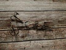 Деревенские крюки стоковые изображения rf