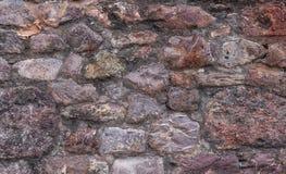 Деревенские старые stonewall стоковое изображение rf