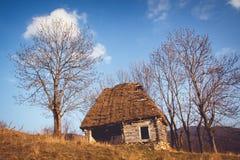 Деревенский амбар Стоковое фото RF