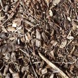 Деревенский деревянный фон chippings стоковые фото