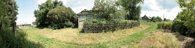 деревенский дом Стоковые Фотографии RF