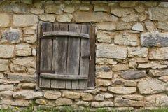 деревенский дом Стоковая Фотография