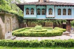Деревенский дом в традиционной болгарской деревне, Etara Стоковые Изображения RF