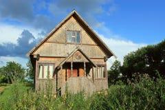 Деревенский дом. Стоковая Фотография