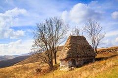 Деревенский дом Стоковое Изображение