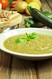 деревенский суп Стоковые Фотографии RF