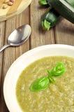 деревенский суп Стоковое фото RF