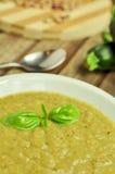деревенский суп Стоковое Изображение RF