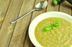 деревенский суп Стоковая Фотография RF