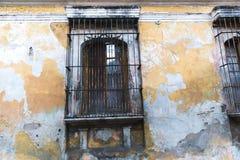 Деревенское здание в Гватемале Стоковые Фотографии RF