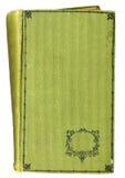 деревенское крышки книги decotative флористическое старое Стоковое Изображение RF