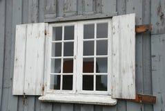 деревенское окно Стоковые Изображения RF