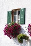 Деревенское окно Стоковое Изображение RF