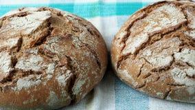 деревенское хлеба свежее видеоматериал