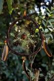 Деревенское Dreamcatcher Стоковые Изображения