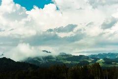 Деревни в Баварии стоковые изображения rf