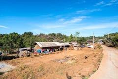 Деревня Карена Стоковое фото RF