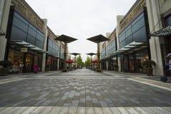 Деревня покупок Шанхая Стоковые Фотографии RF