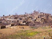 Деревня редиски Стоковое Изображение RF