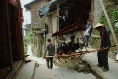 Деревня скольжения Стоковое Изображение RF