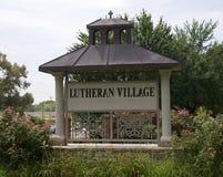 Деревня лютеранина, Мемфис, TN Стоковое Изображение RF