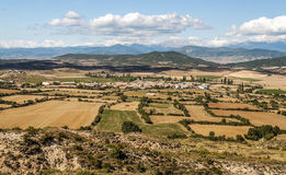 Деревня стоковое изображение rf