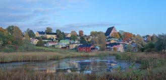 Деревня Стоковые Изображения