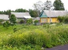 Деревня стоковые изображения rf