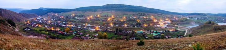 Деревня Стоковое Фото
