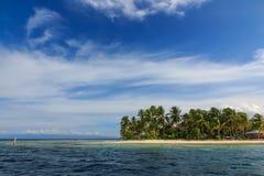 Деревня Arborek, ampat Индонезия раджи Стоковая Фотография