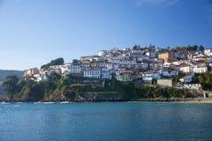 Деревня 3 Asturian стоковое фото rf