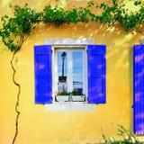 Деревня Bonnieux, Провансаль, Франция стоковая фотография rf