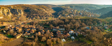 Деревня Cherven Стоковые Изображения