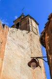 Деревня de Руссильон, Провансаль et Люберон стоковое фото