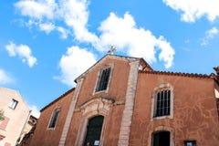 Деревня de Руссильон, Провансаль et Люберон стоковые изображения