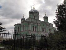 Деревня Diveevo Стоковые Фотографии RF