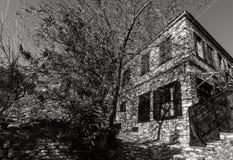 Деревня Doganbey старая Стоковые Изображения