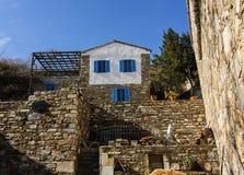 Деревня Doganbey старая Стоковые Фотографии RF