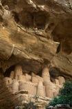 Деревня Dogon, земля Dogon, Tireli, Мали, Африка Стоковая Фотография