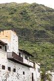 Деревня Garachico стоковое фото rf