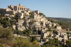 Деревня Gordes в Провансали стоковая фотография rf