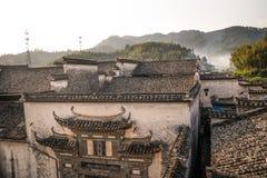 Деревня Hongcun Стоковое Изображение RF