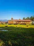 Деревня Inle Стоковое фото RF