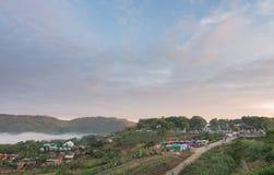 Деревня kho Стоковая Фотография RF