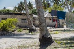 Деревня Kiwenga стоковая фотография
