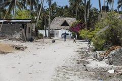 Деревня Kiwenga стоковое фото rf