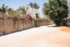 Деревня Kiwenga стоковое изображение rf