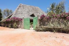 Деревня Kiwenga стоковые изображения