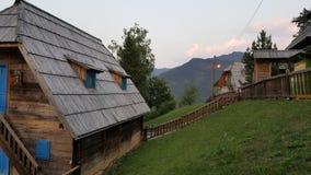 Деревня Kusturica Стоковая Фотография
